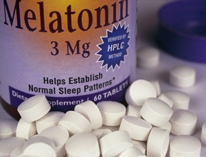 Image result for melatonin pills